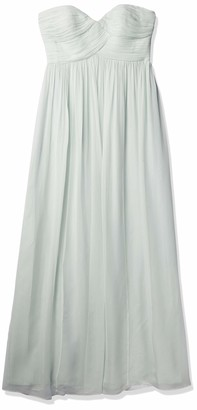 Donna Morgan Women's Laura Strapless Chiffon