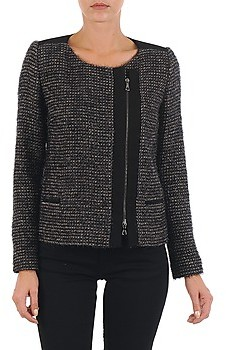 LOLA Cosmetics VIE LUREX women's Jacket in Black