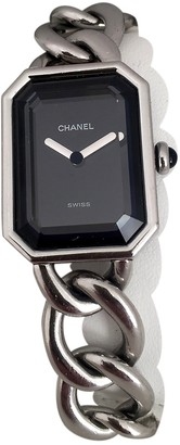 Chanel PremiAre ChaAne Silver Steel Watches