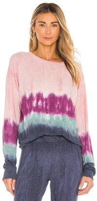Wildfox Couture Raglan Baggy Beach Sweatshirt