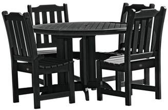 Lehigh 5pc Round Dining Set - Highwood