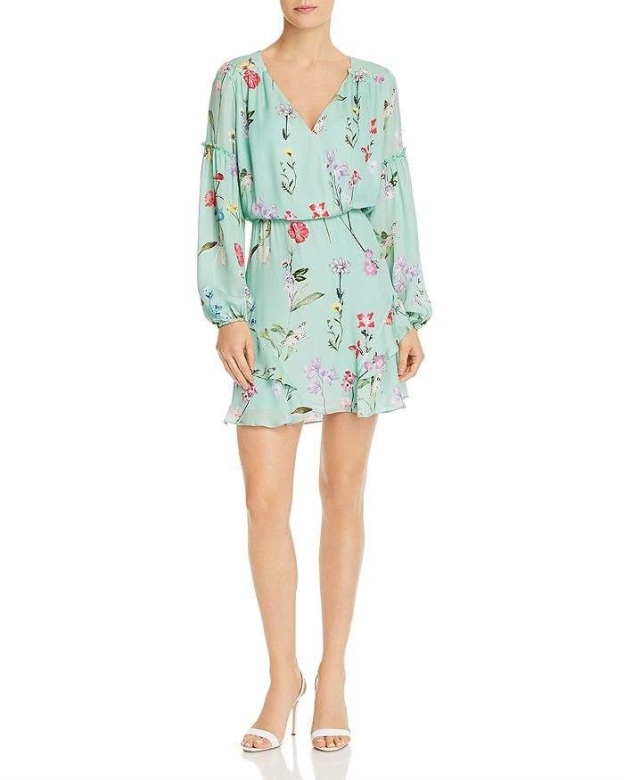 01bc726e Parker Wrap Silk Dress - ShopStyle