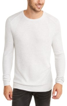 INC International Concepts Inc Men's Sway Textured Knit Sweater, Created for Macy's
