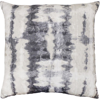 The Piper Collection Morley 22x22 Pillow - Gray/Taupe