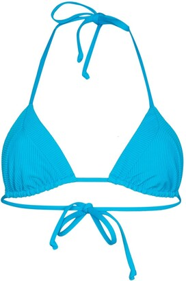 Frankie's Bikinis Halterneck Tie-Fastening Bikini Top