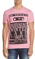 Diesel T-Joe-qj Burning Winter Land Concert Tee