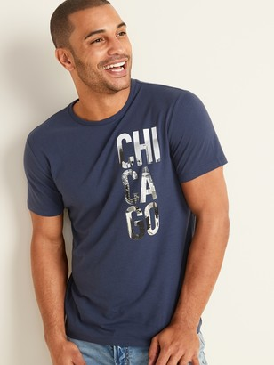 Old Navy Chicago Graphic Tee for Men