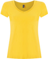 Lygia & Nanny - v-neck top - women - Spandex/Elastane/Viscose - 38