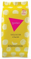 SweetSpot Labs Labs Vanilla Blossom On-The-Go Wipes - 30 Count