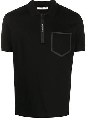 Givenchy Address band polo shirt