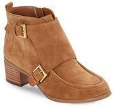 Anne Klein Jeffrey Suede Ankle Boots