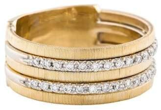 Marco Bicego 18K Diamond Goa Ring