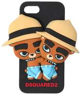 DSQUARED2 Bears Silicon Iphone 7 Cover