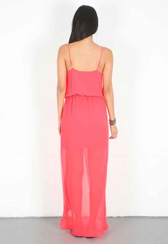 Rory Beca Etta Keyhole Gown in Dazzle -