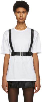 Junya Watanabe White Harness 3 T-Shirt