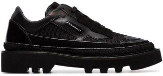 Rombaut Protect Hybrid vegan leather low-top sneakers
