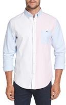 Vineyard Vines Men's Oxford Party Slim Fit Tucker Sport Shirt