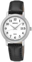 Seiko SUR823P1 women's quartz wristwatch