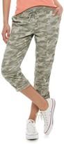 So Low Juniors' Rise Soft Capri Pants