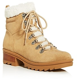 Marc Fisher Women's Brylee Shearling Cold-Weather Booties
