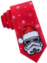 Lord & Taylor BOYS 8-20 Holiday Storm Tropper Vader Santa Tie
