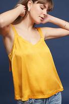 Floreat Straight Silk Camisole