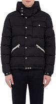 Moncler Men's Heritage Down Puffer Coat-BLACK