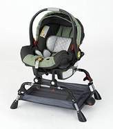 GoTo Folding Infant Car Seat Cradle & Stand w/ Soothing Vibration by Phoenix Baby - Portable Vibrating Platform Keeps Your Baby Carseat Off the Ground by Phoenix Baby