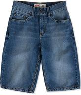 Levi's Boys' 505 Regular Fit Denim Shorts