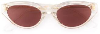 RetroSuperFuture 'Drew Crystal' sunglasses