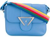 Sara Battaglia camera crossbody bag - women - Calf Leather - One Size