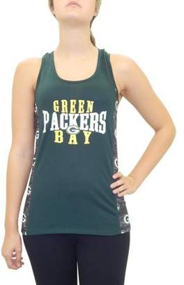 Nfl Green Bay Packers Phenom Ladies' Tank Top