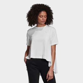 adidas Women's Pleated T-Shirt