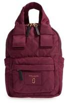 Marc Jacobs Nylon Knot Backpack - Purple