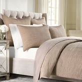 Wamsutta Mills Serenity Full/Queen Quilted Coverlet in Copper