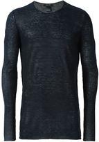 Avant Toi fine knit sweater