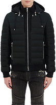 Balmain MEN'S CHANNEL-STITCHED PUFFER JACKET