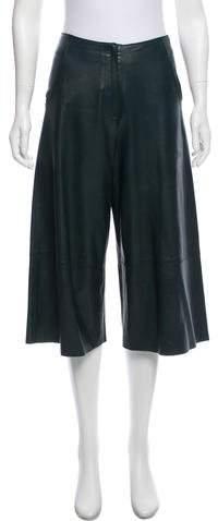 Derek Lam Textured High-Rise Pants