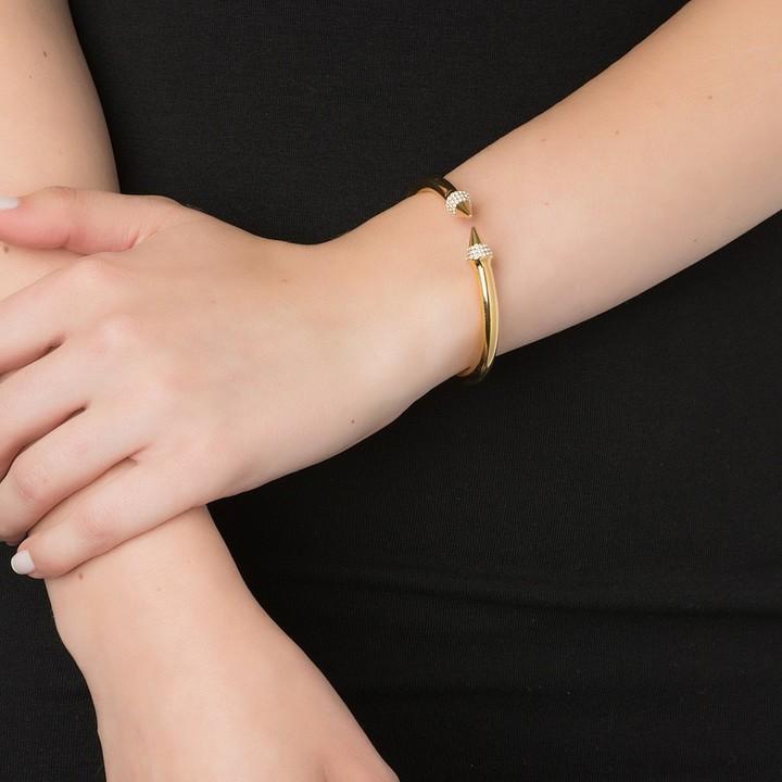 Vita Fede Mini Titan Bracelet, Rose Gold