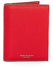 Tory Burch Women's Perry Leather Passport Case