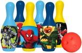 Hedstrom Bowling Set-Ultimate Spiderman Game