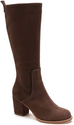 Bill Blass Beckett Suede Tall Boots