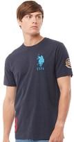 U.S. Polo Assn. Mens Garrison T-Shirt Peacoat