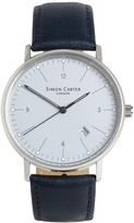 Simon Carter Stainless Steel Watch