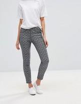 French Connection Medina Slim Denim Crop Jean