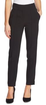 Vince Camuto Pin-Tuck Skinny Pants