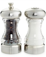 Martha Stewart Collection Martha Stewart Collection Acrylic 2-Pc. Salt & Pepper Mill Set, Created for Macy's