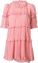 Etoile Isabel Marant Yin tiered dress