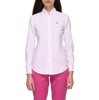 Polo Ralph Lauren Shirt With Button-down Collar