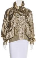 Christian Dior Lurex Hooded Jacket